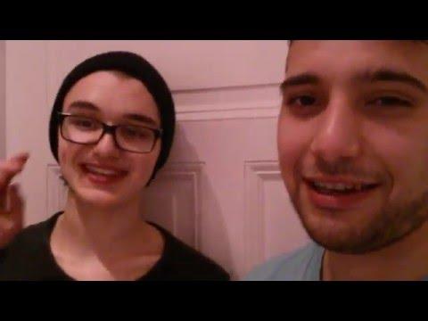 VLog aus Leipzig - mit Karaoke, Eierpunsch und mehr