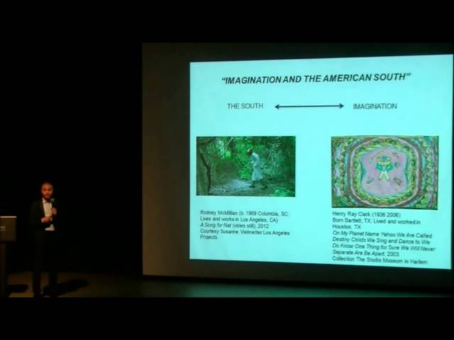 When the Stars Begin to Fall: Imagination and the American South