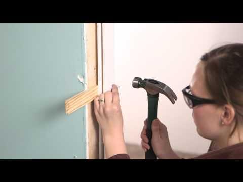 How To Install Door Closer Standard Installation Te