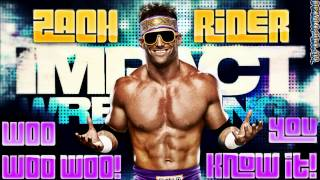 "(NEW) 2013: Zack Ryder 2nd TNA Theme Song ►""Radio V3""w/Intro By Downstait + DLᴴᴰ"