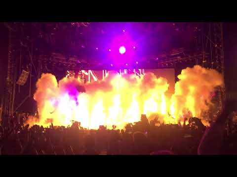 Travis Scott Butterfly Effect 1080p @ Day N Night 2017