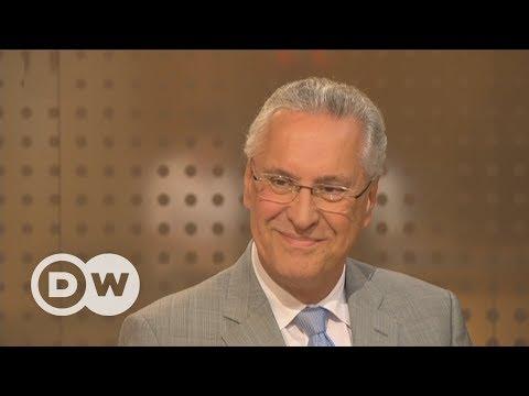 #DeutschlandWaehlt: Das Interview mit Joachim Herrmann, CSU | DW Deutsch