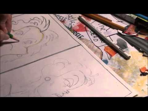 Art crawl/ cruella
