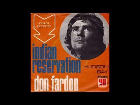 Don Fardon - Indian Reservation