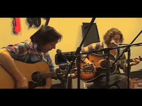 """Kathleen Edwards and John Doe - """"Golden State"""" (Live at WFUV)"""