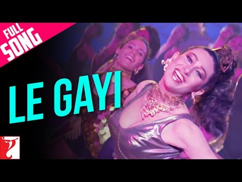 Le Gayi - Full Song   Dil To Pagal Hai   Shah Rukh Khan   Madhuri Dixit   Karisma Kapoor