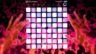 ZEDD - I Want You To Know - [Launchpad Pro Cover]