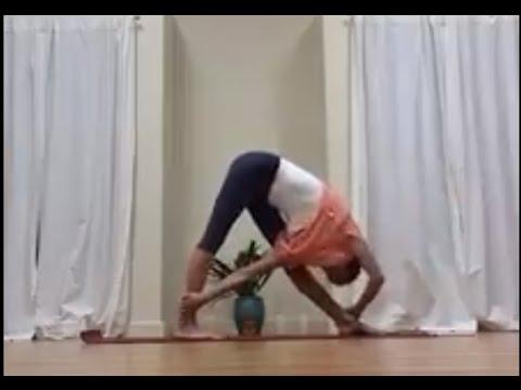 hatha yoga w/ jennifer campbelloverbeeke level 2/3 to