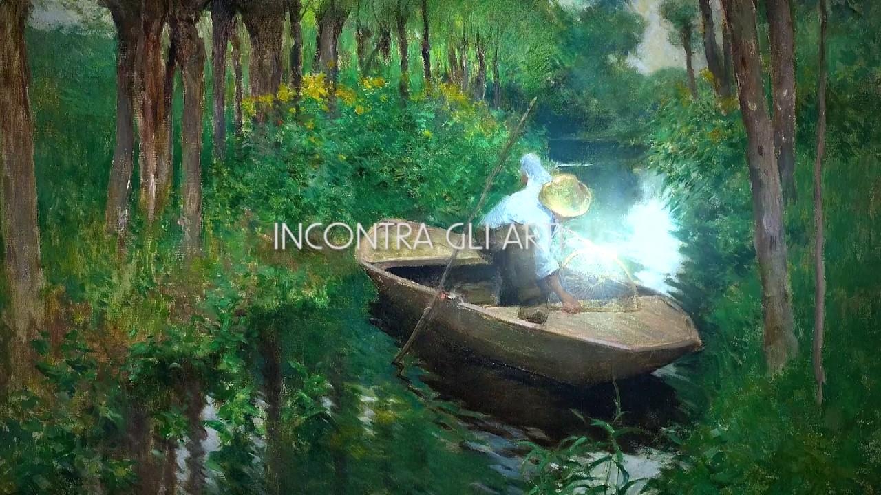 Il giardino degli artisti l 39 impressionismo americano trailer ufficiale youtube - Il giardino degli artisti ...