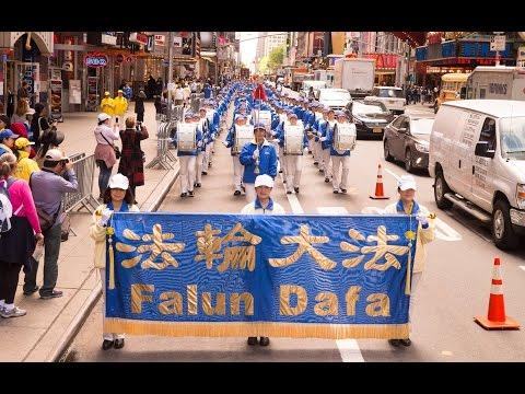 Falun Dafa Marks 25 Years With Grand Parade in Manhattan