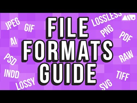 Image File Formats for Design Explained