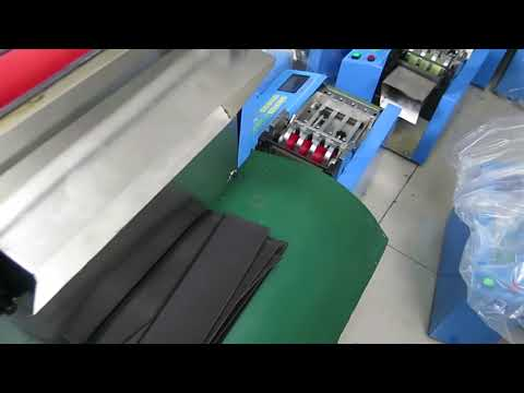 Auto Heat-shrink Tube Cable Pipe Cutting Machine, Cut Sleeve, Rubber, Plastic, PE, Mylar