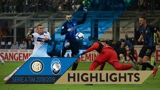 INTER 0-0 ATALANTA | HIGHLIGHTS | Goalless at San Siro