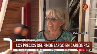 El bolsillo de Juan: ¿Cuánto cuesta ir a Carlos Paz?