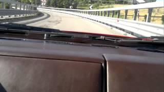Ferrari Testarossa Test Drive