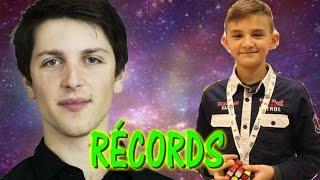 TOP 5 RÉCORDS DEL CUBO DE RUBIK (Increíbles) | Récords Mundiales 2018 | Rubiko | Español