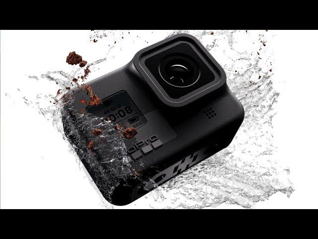 GoPro Hero 8 Black - First Look!