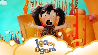 Igam Ogam: Want to be big! S1 E14 | WikoKiko Kids TV