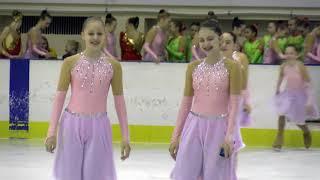 Первенство Свердловской области по фигурному катанию на коньках в дисциплине «Синхронное катание»