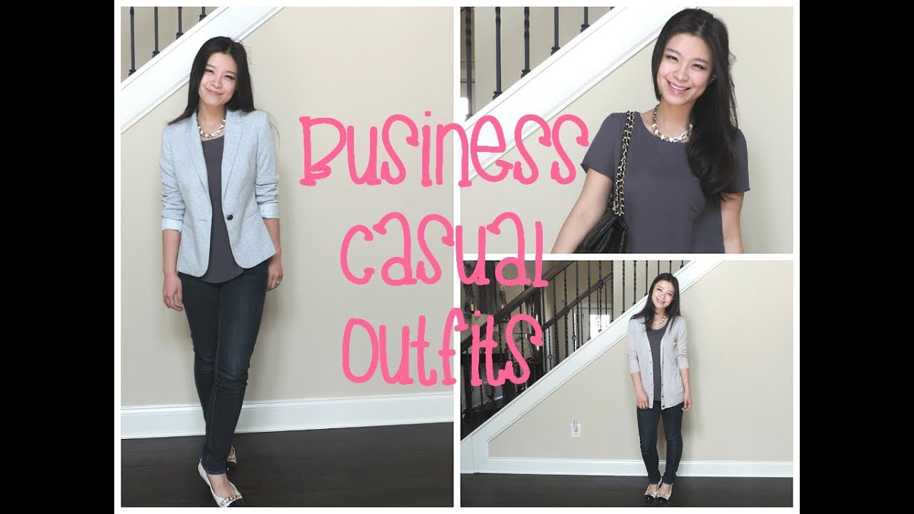 ootd business casual outfit ideas youtube