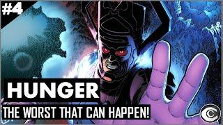 Hunger #04 Galactus is Coming || Marvel Comics Explained ||  @Comics Community  Marvel Hunger Comics