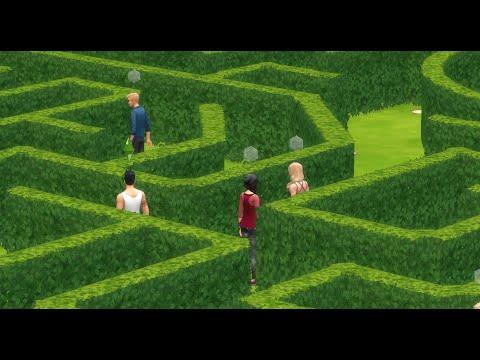 DAS GEHEIMNIS DES SPUKENDEN LANDSITZ #74 Die Sims 4 -100 BABY CHALLENGE - Let's Play The Sims 4