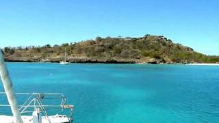 Antigua and Barbuda Caribbean - Catamaran