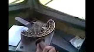 Ручной контроллер трамвая 71-608КМ. (Ульяновский трамвай)(Ход: М - Х1 - М - Х1 - М - Х1 (Для плавного ускорения) - Х2 - Х3 Торможение: Т1 - Т2 - Т3 - Т4 - Т3 (колодочный тормоз срабат..., 2011-06-03T19:11:04.000Z)