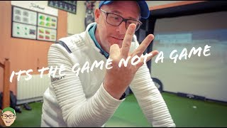 THE GOLF GAME THAT IS GOLF