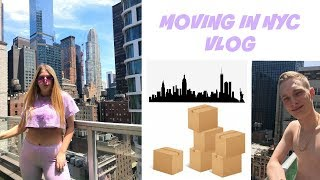 Moving in New York City Vlog | DaniSmithStyle