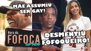 🔥MR. CATRA DESMENTE FOFOQUEIRO | JAY Z FALA SOBRE A MÃE SER GAY | ANITTA ENTROU NO GRUPO