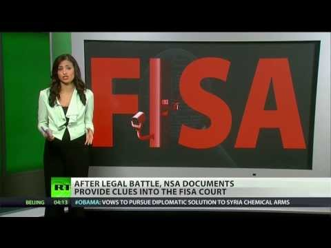 Secret NSA and FISA Court documents released