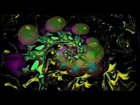 Mushroom Jazz 2 trippy HD Visuals