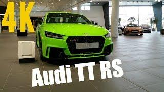 2017 Audi TT RS Coupé [4K]