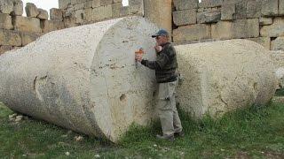 Megalithic Enigmas Of Baalbek Lebanon: Part 4 Of 4