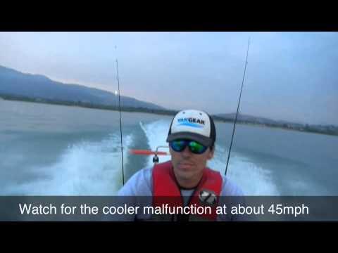 High speed yak gear jet ski fishing catfish lake elsinore for Lake elsinore fishing report