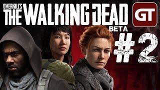 Thumbnail für Let's Play Overkill's The Walking Dead Deutsch #2 - Walking Dead Beta Gameplay German
