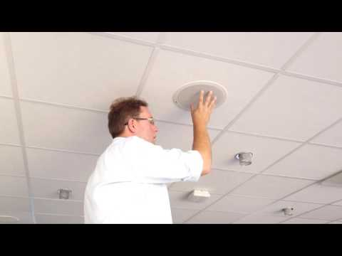 AXIS C2005 Network Ceiling Speaker | Axis Communications