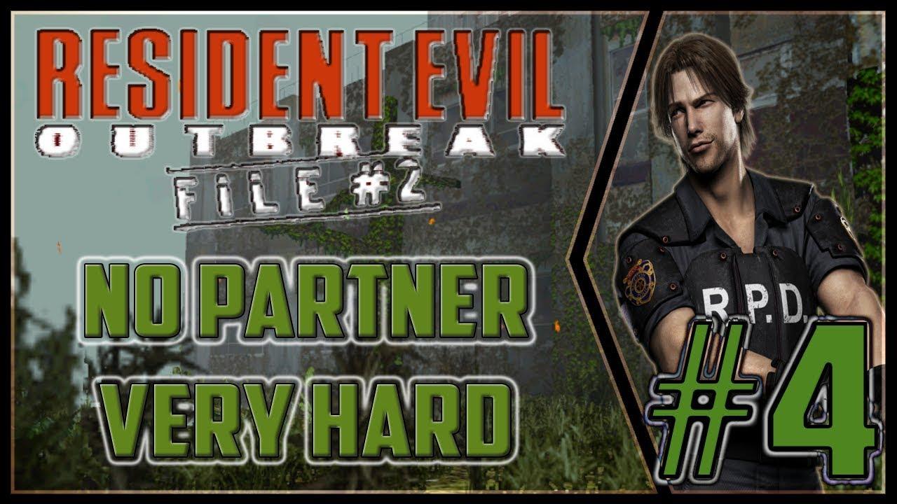 Floresta Do Mal Online in resident evil/outbreak/file#2 [kevin] detonado legendado (very