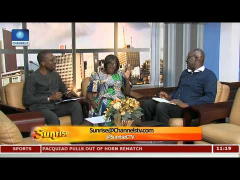 Analysing Nigeria's Victory Against Cameroon With Eagles Media Officer Ibitoye Pt.3 |Sunrise|