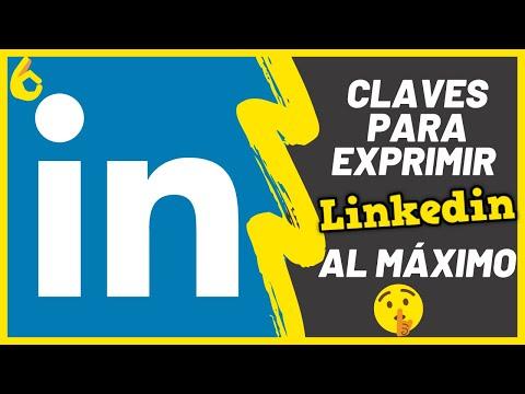 Taller Claves para exprimir Linkedin al máximo.