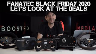 Fanatec Black Friday 2020 Deąls - Everything you need to know!