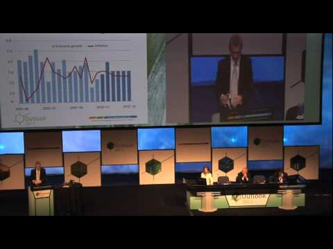 Phillip Glyde, ABARES, Part 1 - 'Outlook for Australia's commodity sector'