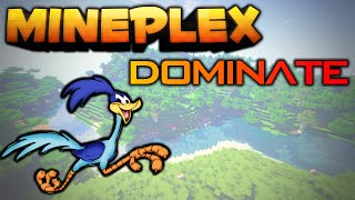 Mineplex Dominate - Roadrunner - Funny/Awesome Moments