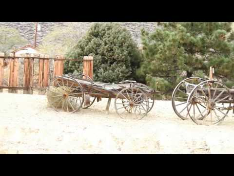 Comstock Gold Mill And Savage Mansion - Part 1