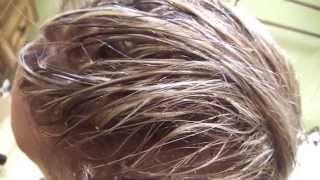 443.Маска для роста и от выпадения волос.