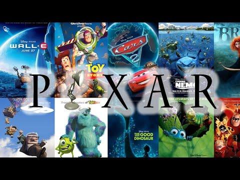 Pixar Movies Best to Worst