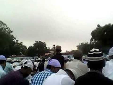 Eid Khutbaa Shahi Idgah 8 8 2013