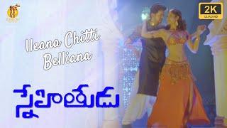 Ileana Chitti Belliana | Snehithudu |Gemini Audio | Vijay, Ileana D'Cruz