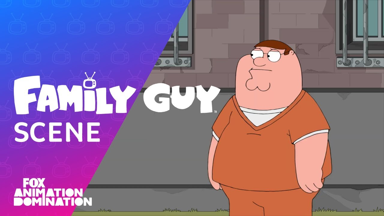 Incarcerated Peter Is No Loco | Season 18 | FAMILY GUY
